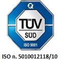 Certificazione di Sistema di Gestione Qualità UNI EN ISO 9001:2008